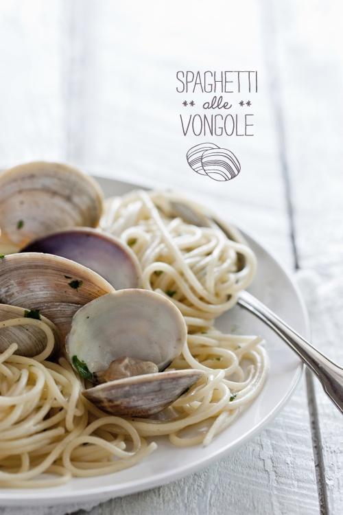 Spaghetti con vongole Recipe