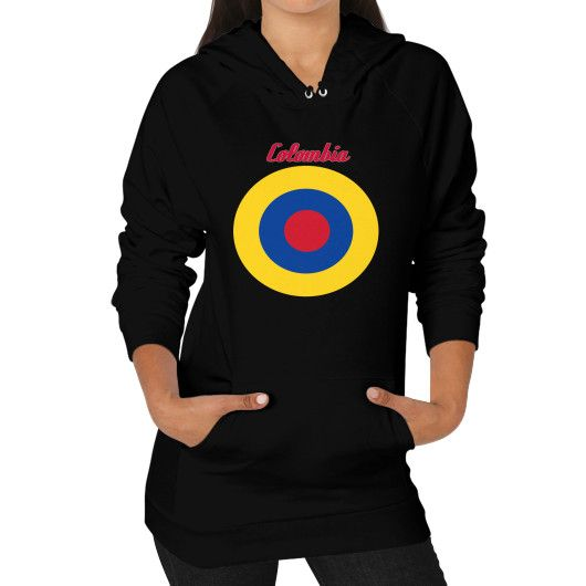 Rocco Colombia Pullover (on woman)