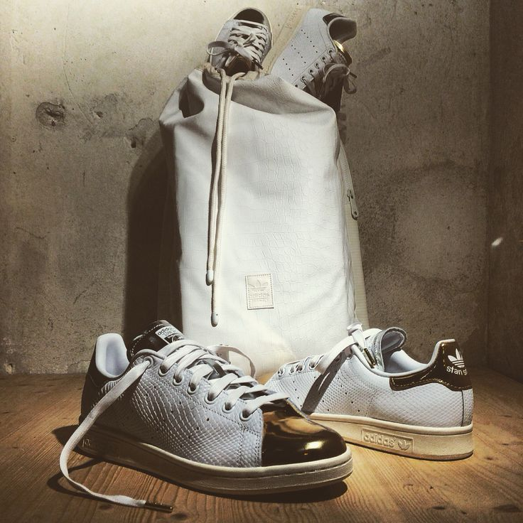 Adidas Stan Smith Metal Toe