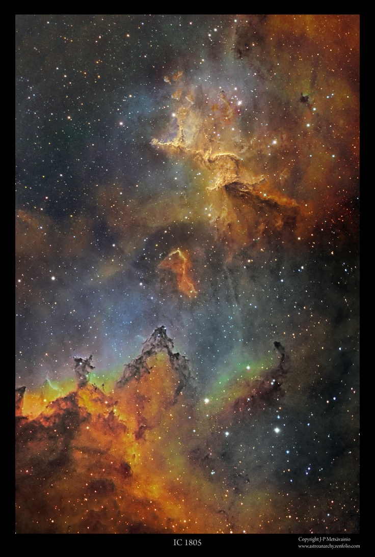Melotte 15 in IC 1805