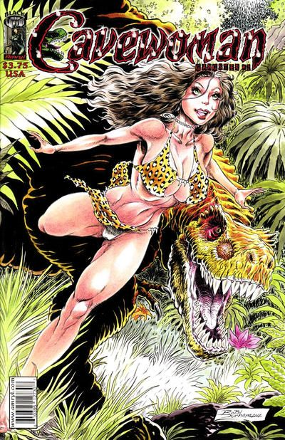 jungle tales of cavewoman