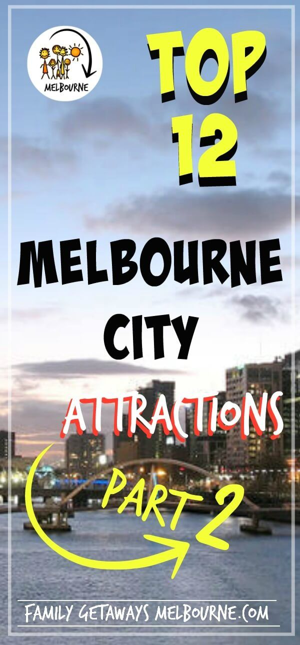 There are some amazing Melbourne tourist attractions in the central business district and some out on the outskirts of the city. Attractions you don't want to miss exploring when you visit the city of Melbourne, Australia. Click the image for more information.
