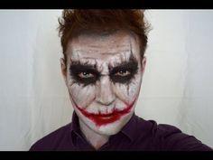 Tutos : 5 idées de maquillage Halloween pour les hommes