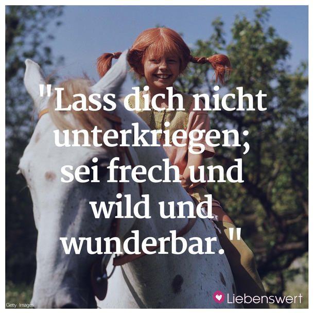 Pippi Langstrumpf: Ihre schönsten Sprüche und Zitate