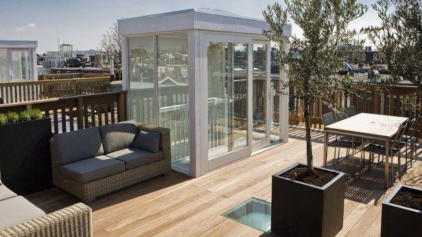 Best dakterras images arquitetura roof deck