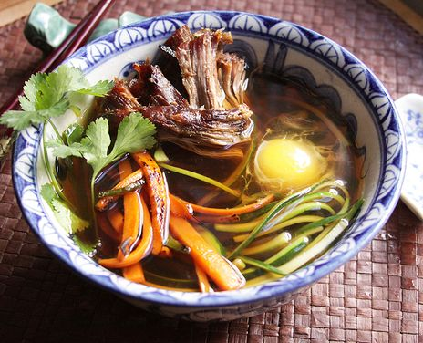 ... Momofuku-style Slow Roasted Pork and Poached Egg recipe on Food52.com