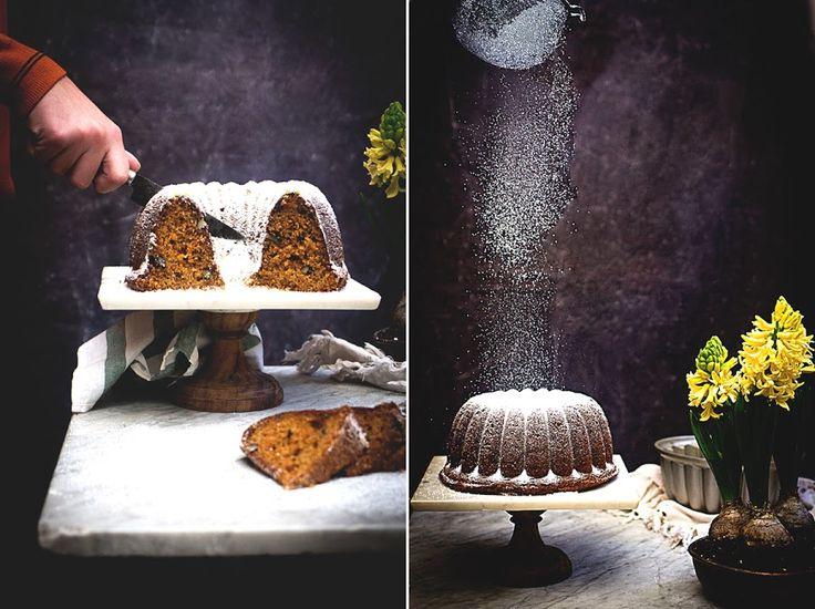Carrot bundt cake | Cocina