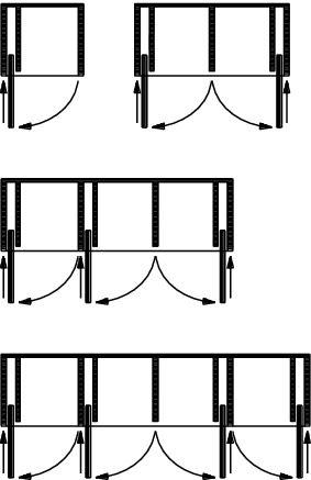 Pivoting Pocket Door, Hawa Concepta 25/30/50, Set - in the Häfele America Shop