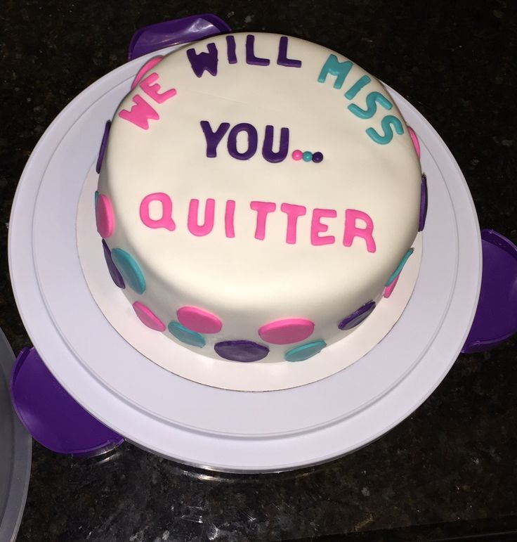 16 Best Going Away Cakes Images On Pinterest Farewell