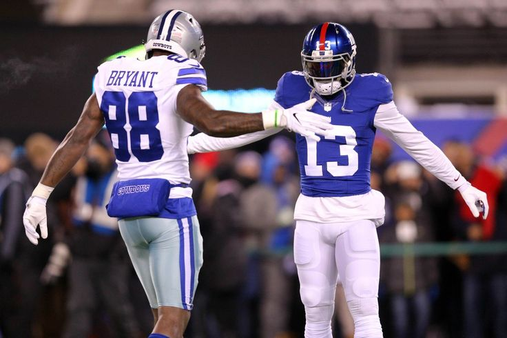 Ranking the NFC East Wide Receivers: The Strongest Position Group In The Division - Blogging The Boys