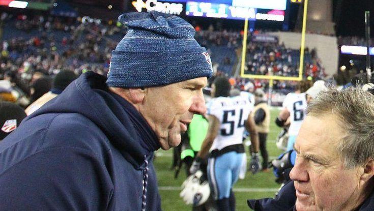 Mike Mularkey out as Titans' head coach