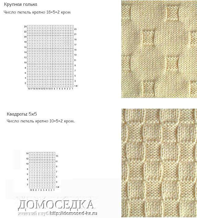 Схемы вязания спицами: Google