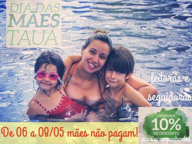 Hotel Taua Atibaia- para uma escapadinha em família!