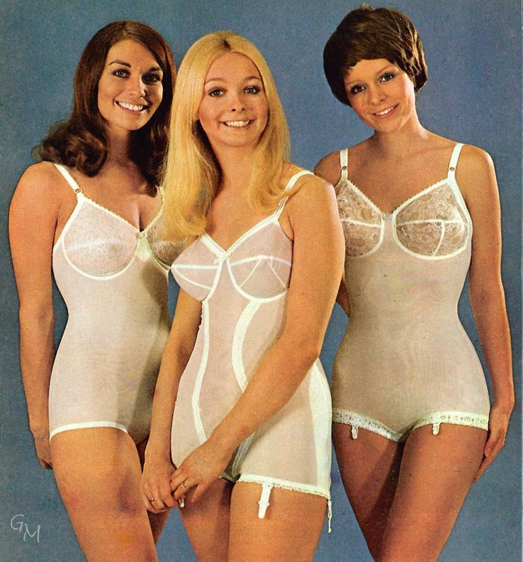 Vintage girdle photos