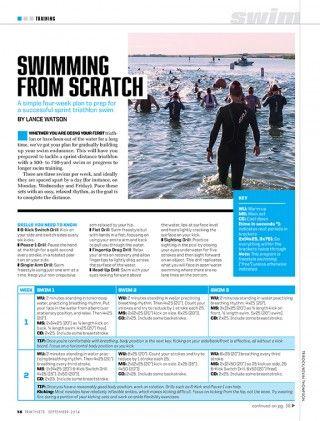 Sneak Peek: Triathlete Magazine's September 2014 Issue