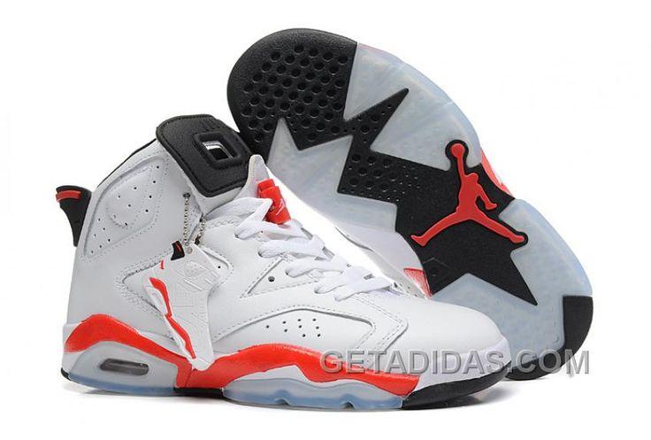 https://www.getadidas.com/air-jordan-6-retro-white-varsity-red-shoes-authentique.html AIR JORDAN 6 RETRO WHITE VARSITY RED SHOES AUTHENTIQUE Only $120.00 , Free Shipping!