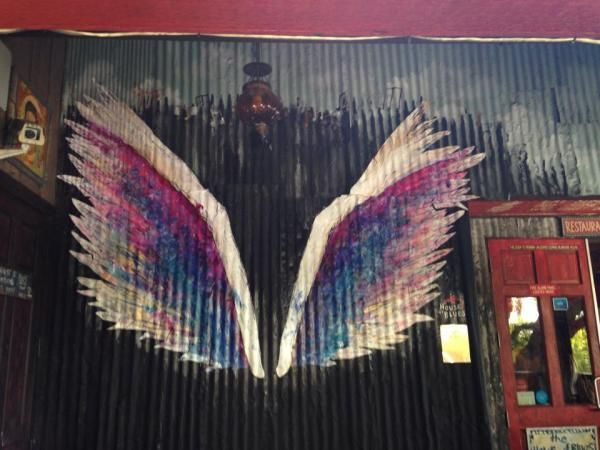 Global Angel Wings Project | Colette Miller