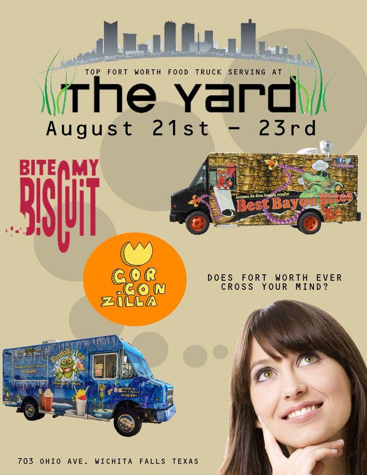 Food truck event in wichita falls aug 2123 food truck