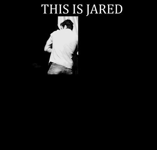 Matt Cohen's imitation of Jared and Jensen gif