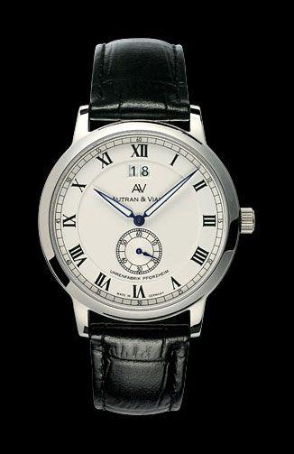 AUTRAN & VIALA OPERA Aida (3.OPH.0301), Figaro (3.OPH.0302), Fidelio (3.OPH.0101), Parsifal (3.OPH.0102) - Swiss made watches - SwissTime