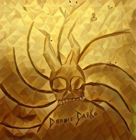 Donnie Darko  Art by Rodrigo Oliveira