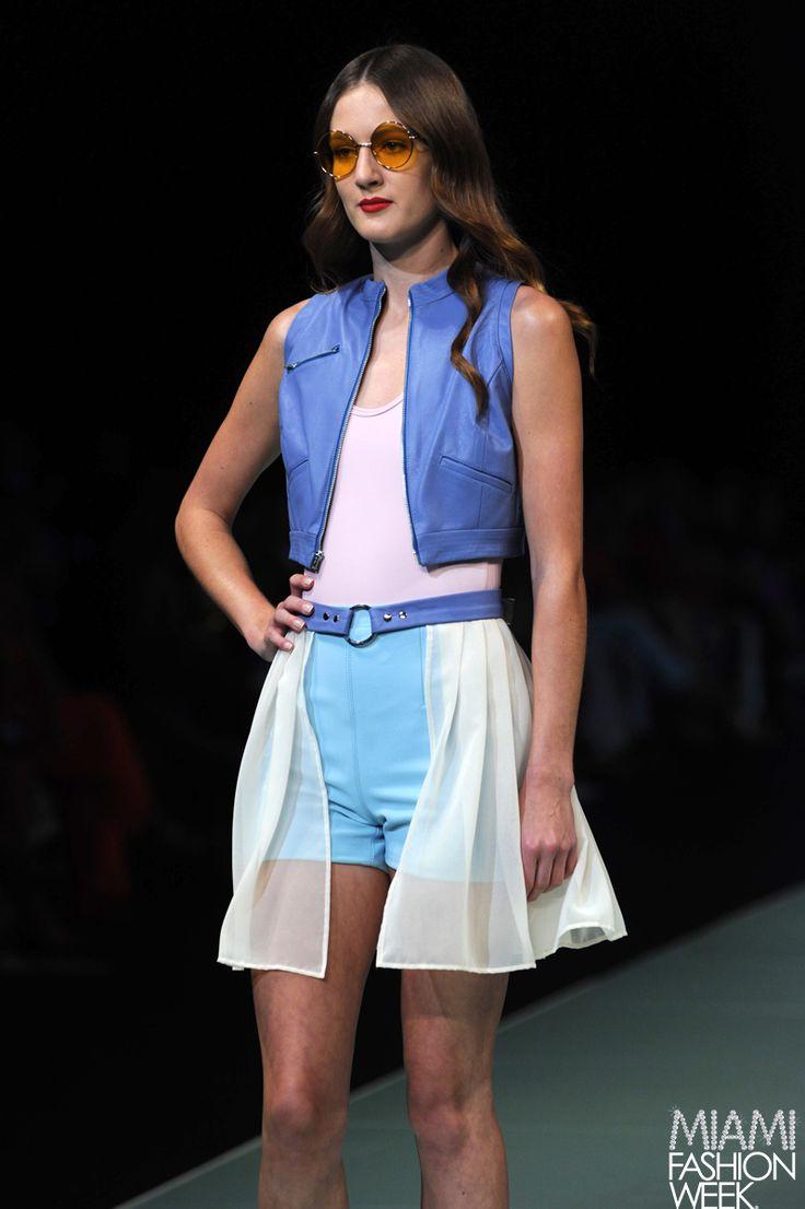 MATIAS HERNAN - Miami Fashion Week