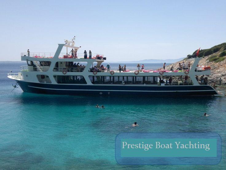 Le bateau est entièrement équipé et aménagé