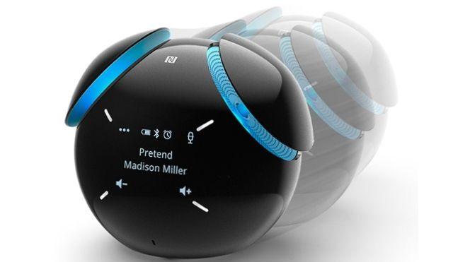 Sony BSP60 Speech Recognition Bluetooth Speaker http://www.ubergizmo.com/2015/06/sony-bsp60-speech-recognition-bluetooth-speaker/