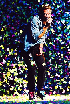 Chris Martin- Coldplay