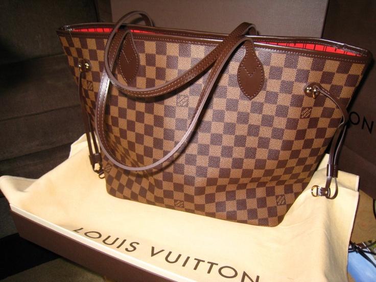 Louis Vuitton Neverfull Mm Marktplaats