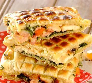 Braai Pie ('vegetarian)
