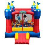Carnival Game Ideas: bouncing structure