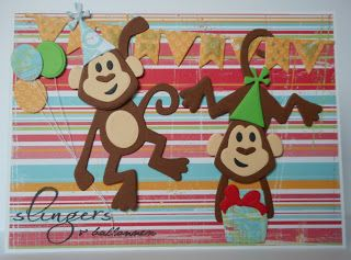 Chantal hobby blog: Slingers en ballonnen