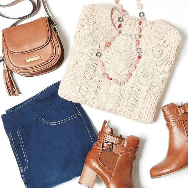 Cable knit is back in a big way this season. Just throw on some jeans and boots and you are good to go.  #plussize #autographfashion #womensfashion #curves #curvyfashion #plusfashion #plusmodel #plusmodelmag #plussize #plussizebeauties #fashionforwardplus #bodypositive