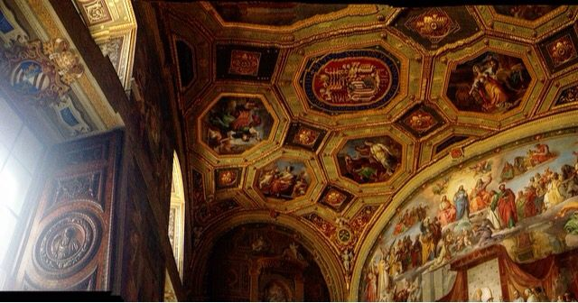 Musei vaticani- Roma