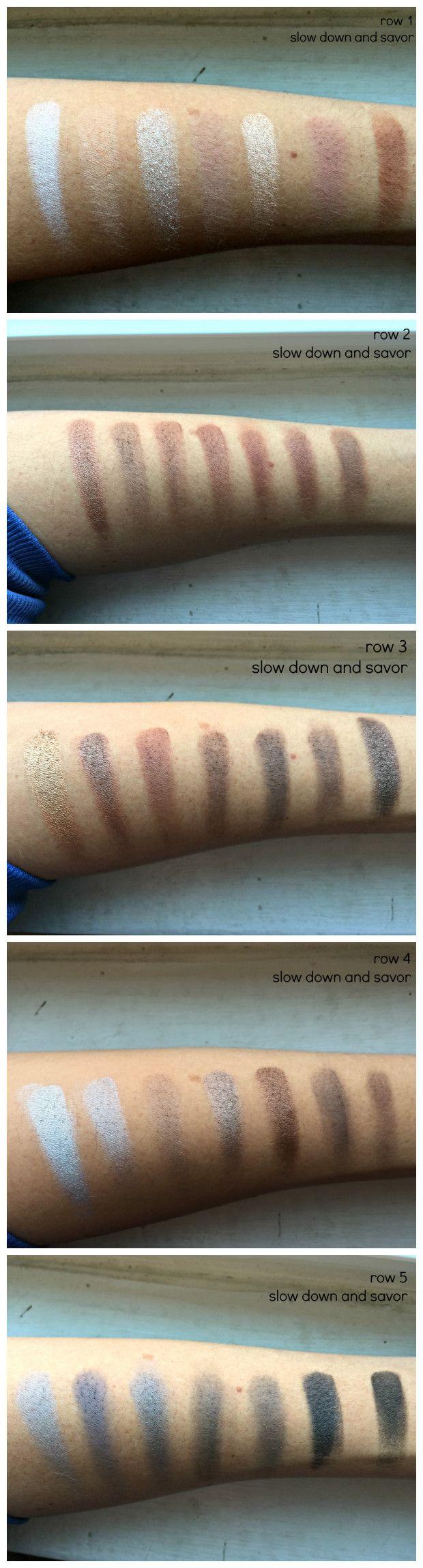 Morphe 35k eyeshadow palette review beauty in bold - Morphe 35k Eyeshadow Palette Review Swatches