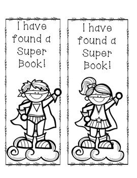 "Encourage reading at home with this ""Parent Reading Packet"" (Super Hero themed)"