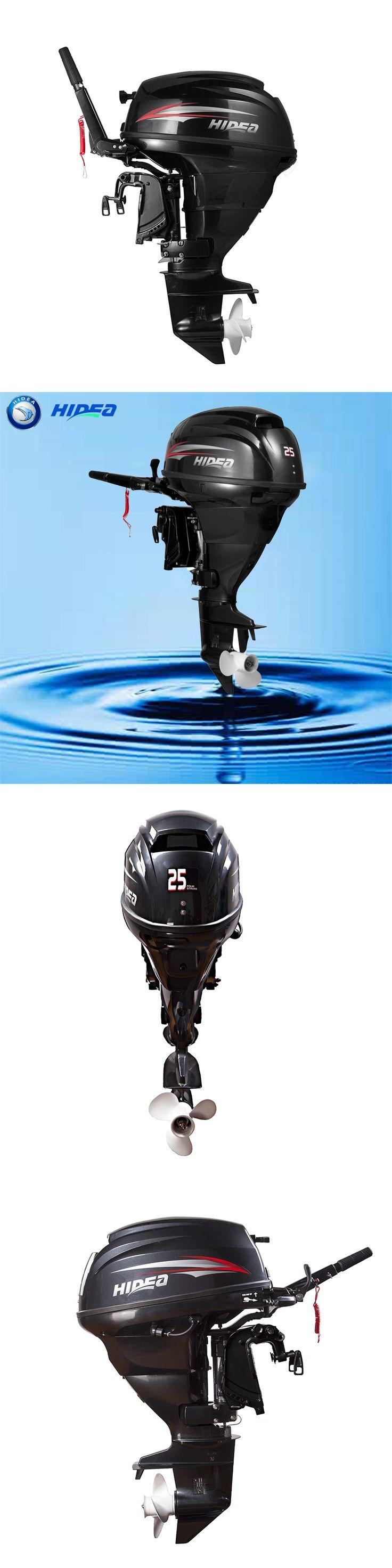 Hidea 4 Stroke 25HP Long Shaft  Outboard Motors For Sale