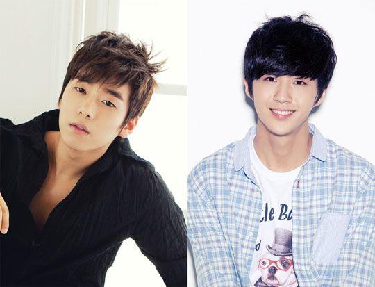 A-JAX's Hyojun and Seungyub to MC for Japan's 'MUSIC KAN'