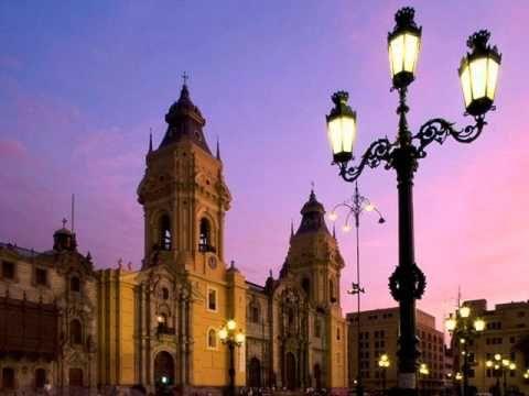 Los Morochucos - Lima criolla