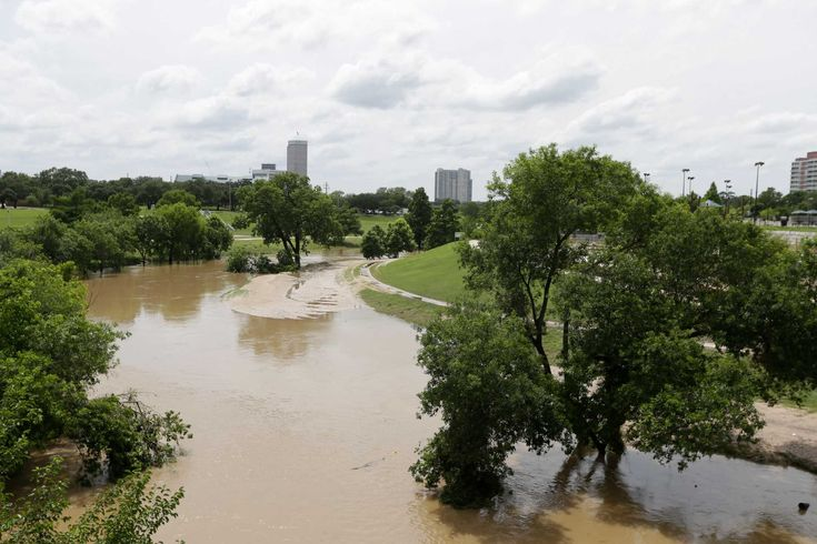 At a press conference Tuesday morning, Houston Mayor Annise Parker addressed the damage and recovery efforts prompted by massive storms that swamped parts of Houston Monday night.
