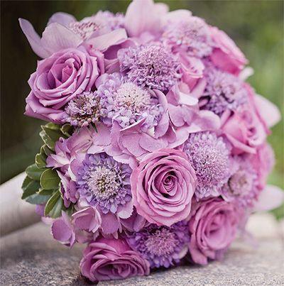 Pink & Purple Wedding Color Schemes | Wedding Dress | Bridal hairstyles| Wedding Planning