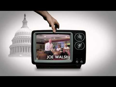 """""""Loud"""" from House Majority PAC and SEIU opposes Joe Walsh, Bob Dold, Judy Biggert in their U.S. House races in Illinois. 10/9/12"""