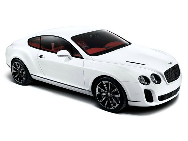 bentley continental in white with red interior whitecars