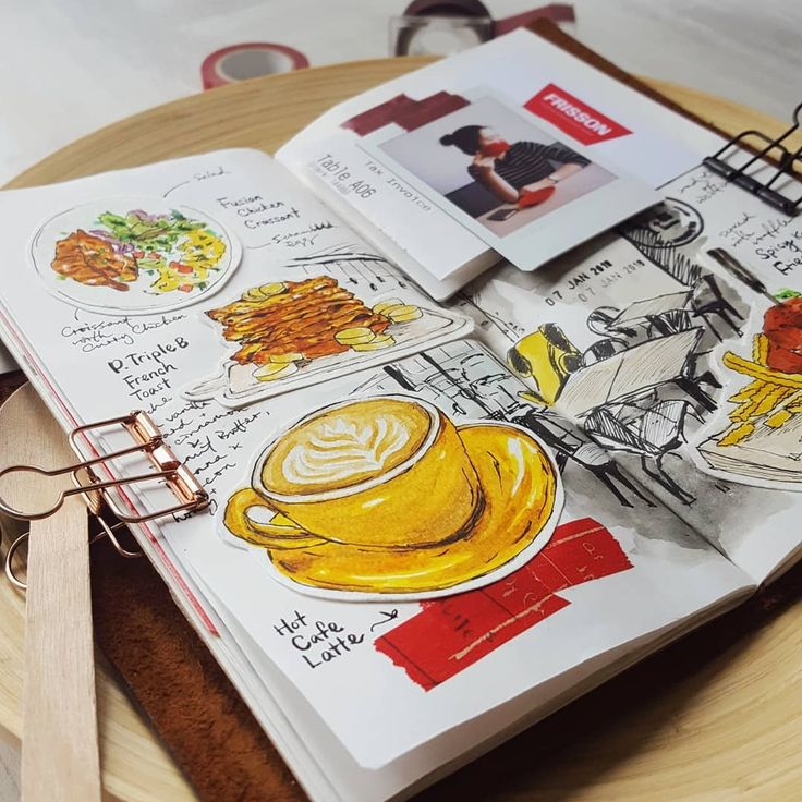"""Dear customers, """"The Long Lost Food Journal"""" by """"chef Shin Yee"""" is now served! Enjoy! lol ️"""