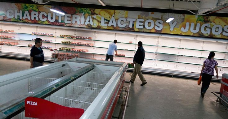 Venezuelas crisis causes its people to cut meals and lose weight