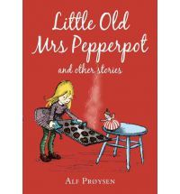 @Deborah Allen Contains: Little old Mrs Pepperpot; Mrs Pepperpot and the mechanical doll; Mr Pepperpot buys macaroni; Queen of the Crows; Mrs Pepperpot at the Bazaar; Mr Puffblow's hat; Miriam-from-America; Jumping Jack and his friends; The potato with the big idea; The mice and the Christmas tree; Never take no for an answer; Mr Learn-a-lot and the singing midges. Hardcover.