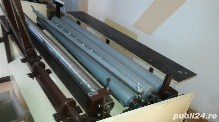 Masini tuburi carton si pt fabricare role hartie