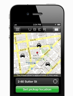 uber london luxury apartments