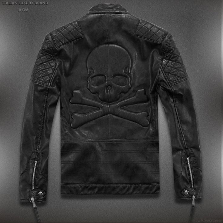 Motorcycle Leather Jackets Skull | $ 112.93 | Item is FREE Shipping Worldwide! | Damialeon | Check out our website www.damialeon.com for the latest SS17 collections at the lowest prices than the high street | FREE Shipping Worldwide for all items! | Buy one here https://www.damialeon.com/hot-high-quality-new-spring-fashion-leather-jackets-men-mens-leather-jacket-brand-motorcycle-leather-jackets-skull/ |      #damialeon #latest #trending #fashion #instadaily #dress #sunglasses #blouse #pants…